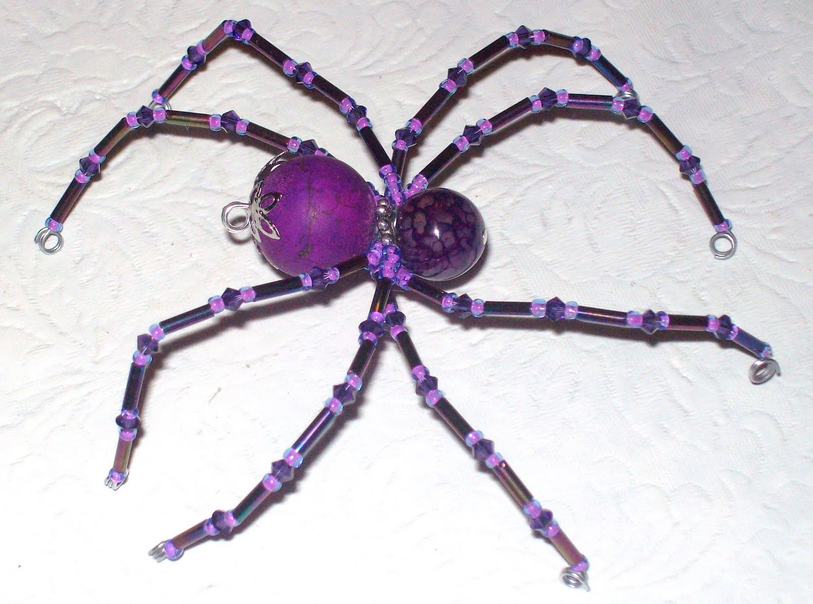 1000 images about beaded spider on