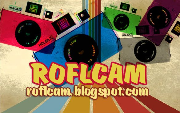 ROFL CAMERA - from a bunch of Holga users to you!