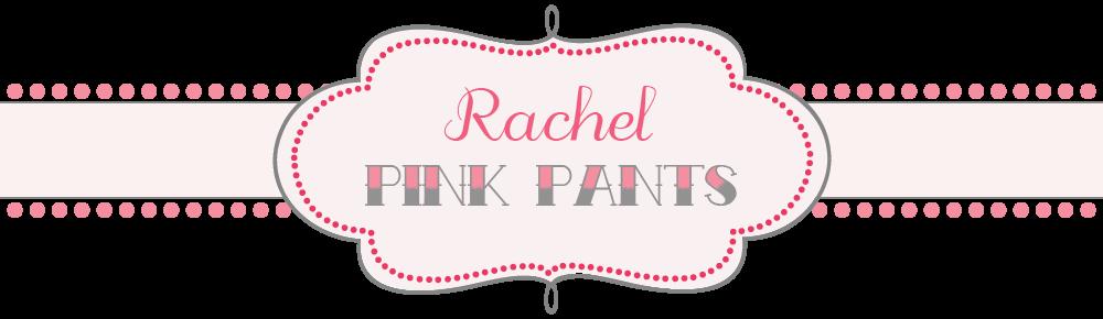 Rachel Pink Pants