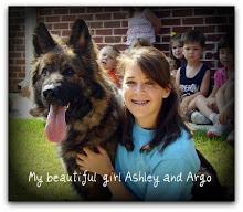 Ashley and Argo