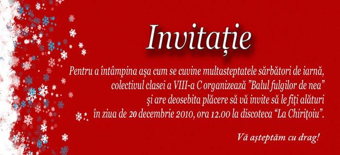 Afis, invitatie, diploma - model 008