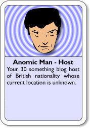 Anomic Man