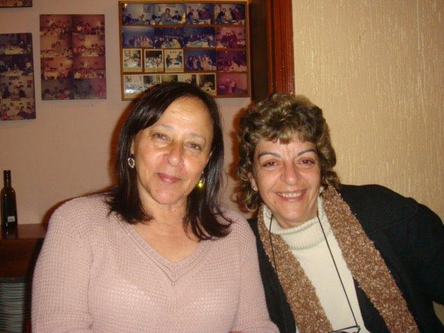 valéria e minha irmã, ana!