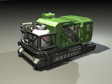 Bungie UNSC Field Generator