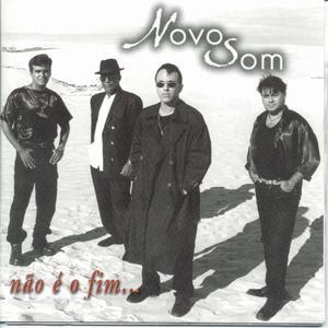 Capa do CD Novo Som - Discografia Gospel