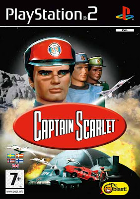 Torrent Super Compactado Captain Scarlet PS2