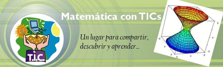 Matematica con TICs