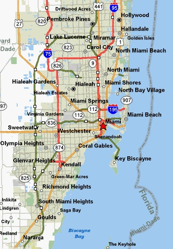 Cities Between West Palm Beach And Melbourne Fl