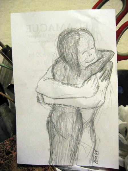 El abrazo