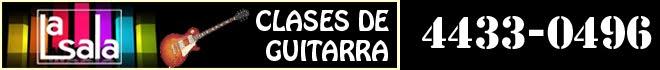 clases de guitarra caballito flores pque chacabuc