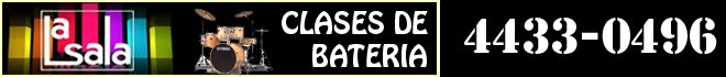 clases de batería caballito flores pque chacabuco
