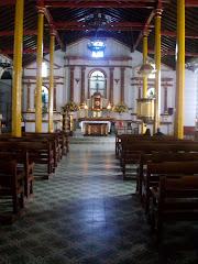 Altar Templo Filial