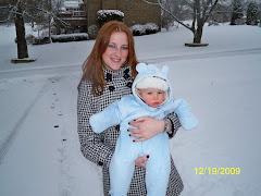 A Snow-Carebear!