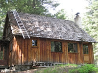 I love metal roofs do it yourself project 5 kevin 39 s Cabins with metal roofs