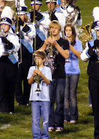 Middle school night at Hilliard Darby High School