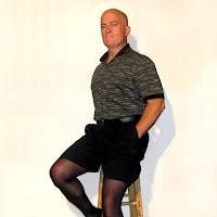 Mens pantyhose on oprah