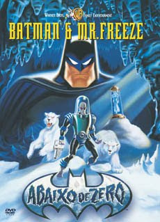 Batman & Mr. Freeze: Abaixo de Zero DVDRip XviD & RMVB Dublado