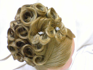 uae khaleeji hair style for special events
