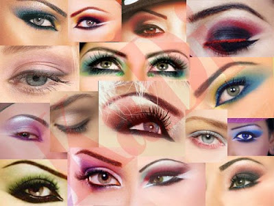 arabic makeup photos. arabic eye makeup.