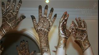 Labels: henna design