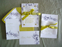 custom couture invitations and graphic design services