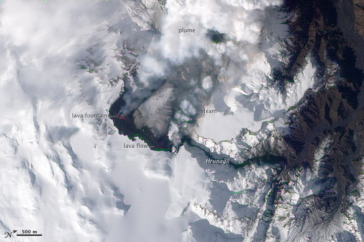 iceland volcano lightning wallpaper. the eruption in Iceland.