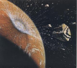 meteoriti da Marte