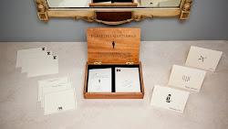 Letterpress Correspondence Set