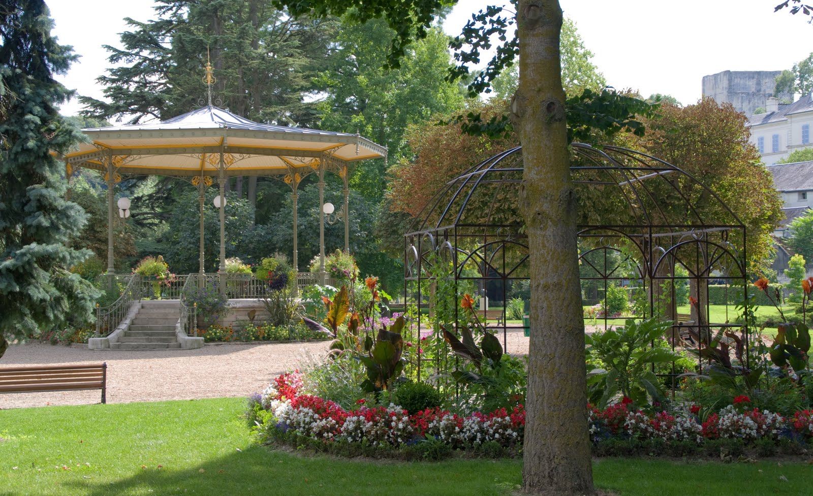 Blogaventure loira castillos y jardines for Jardines romanticos