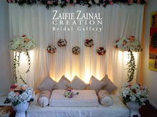 Pelamin mini for engagement