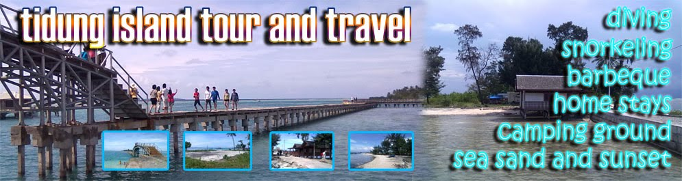 wisata pulau tidung - tidung island tour and travel