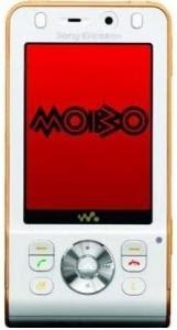 Sony W910i MOBO