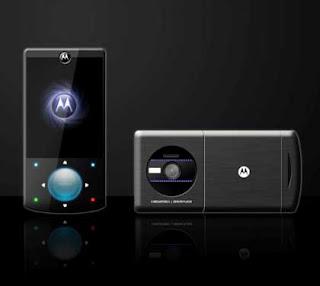 Motorola Z12 concept phone