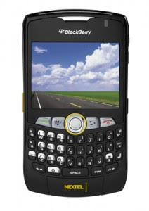 Web  This Site Sep 11 iDEN BlackBerry 8350i Available from Sprint