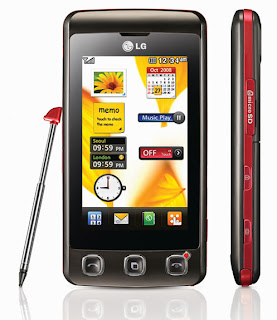 LG Announces KP500 Affordable Touch Screen Phone