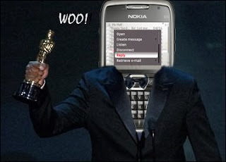 Nokia E71 wins Phone of the Year