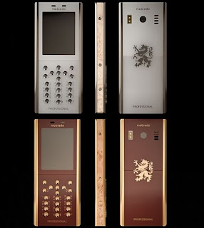 Mobiado unveils four new luxury cell phones