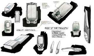 The S-shaped Nokia concept phone