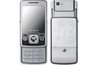 Sony Ericsson T303 Daisy Edition