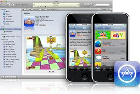 10,000 apps now available to iPhone users