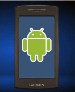 Garmin to develop Android based phones in 2009