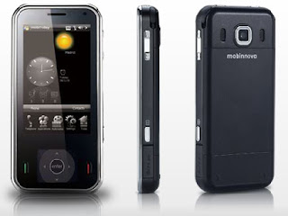 The Mobinnova ICE Windows Mobile Phone