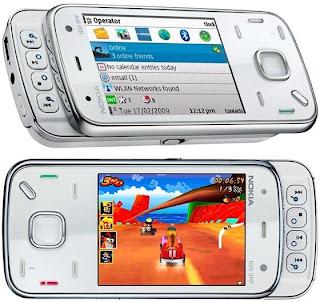 N86, the 8 megapixel Nokia slider phone