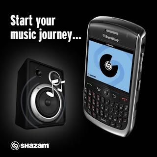 CTIA2009: Shazam for BlackBerry Available at BlackBerry App World