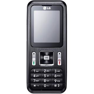 LG GB210, a cheap cell phone