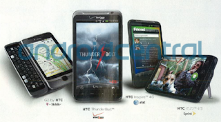 AT&T's HTC Inspire 4G