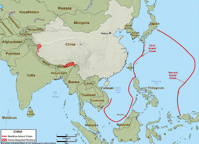 EagleSpeak: China's Defensive Zone
