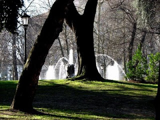 Fuente de las Ranas Oviedo