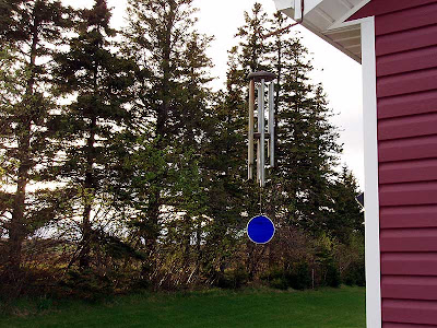 These wind chimes are already over 20 years old and they still look and sound great.