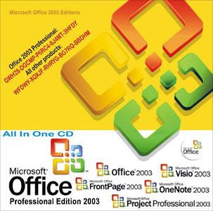 microsoft office collection microsoft office 2003 all in one pack - Visio 2003 Portable